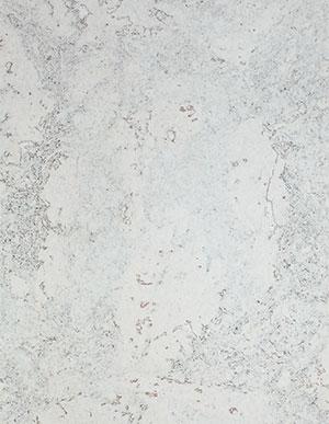 Потолочная белая пробка с восковой пропиткой