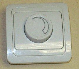 Выключатель с регулятором