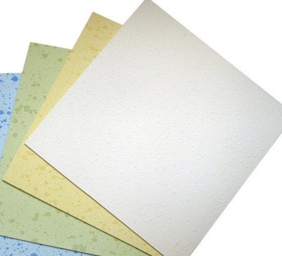 Влагоустойчивая плитка потолочная для установки своими руками
