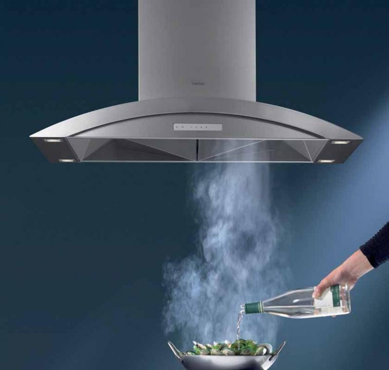 Кухонная вытяжка своими руками