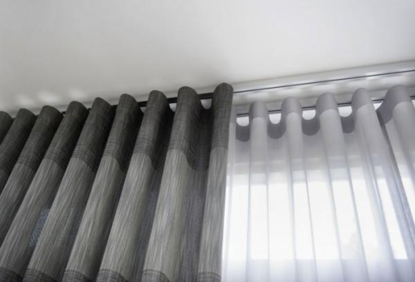 Потолочные карнизы визуально удлиняют высоту комнаты