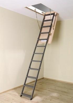 Потолочный складной люк с лестницей