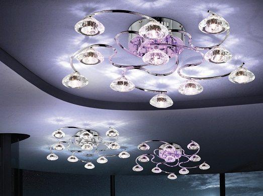 Обычные лампочки превратились в изящные светильники