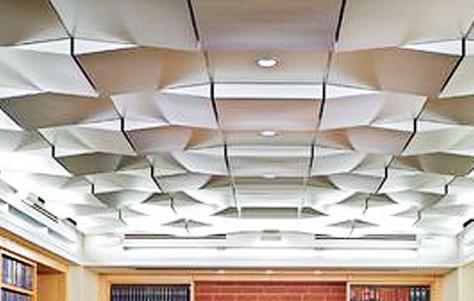 Потолочные панели в системе хай-тек
