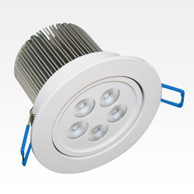 Мощные светодиоды требуют монтажа на радиатор.