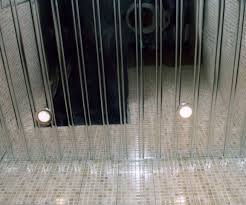Алюминиевые панели-рейки с металлизированным слоем