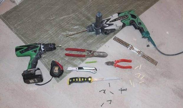 Инструменты для монтажа ГКЛ