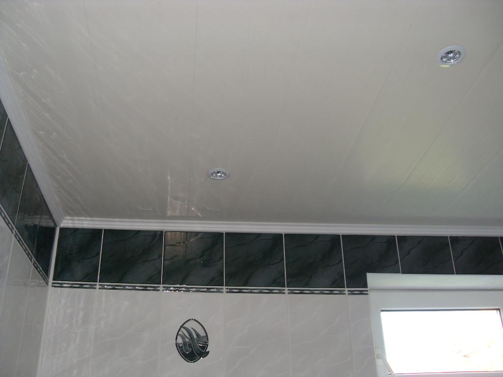 Монтаже панелей пвх на потолок своими руками 495