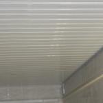 Потолок из винилового сайдинга