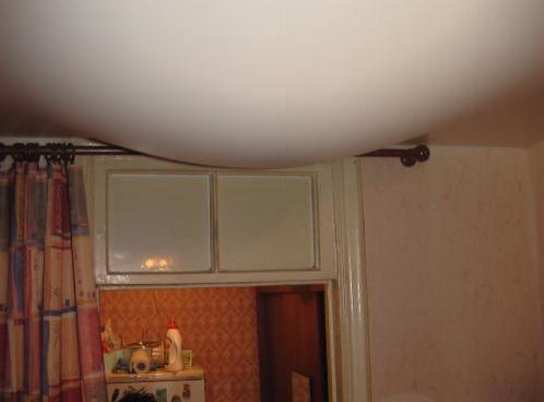 Потолок из гипсокартона своими руками на кухне: видео-инструкция по монтажу конструкции и фото