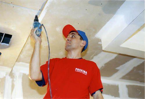 Выравнивание потолка своими руками: пошаговая шпаргалка