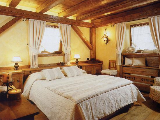 Потолок в стиле прованс шале барокко