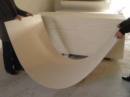 Стекломагниевый лист. Думайте сами, какой потолок сделать в ванной