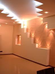 Потолок, выполненный в технологии «ступенька»