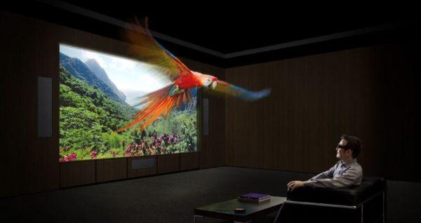 Правильно подобранный и качественный экран унесет вас в мир фантазий.