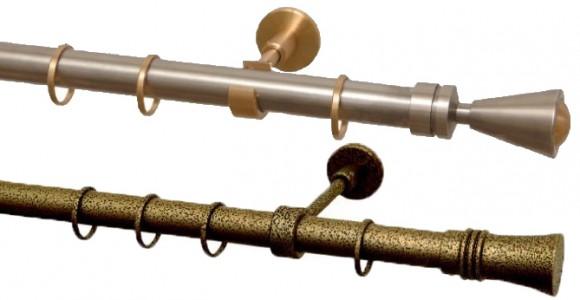 Пример открытой и закрытой конструкции
