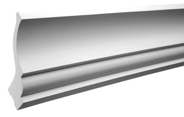 Пример полиуретанового элемента для скрытой подсветки от Europlast