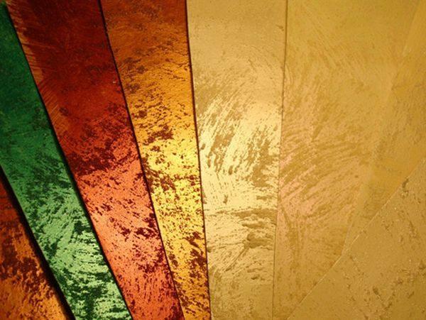 Примеры возможных цветовых композиций