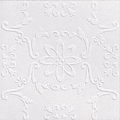 Типичный внешний вид штампованной плитки