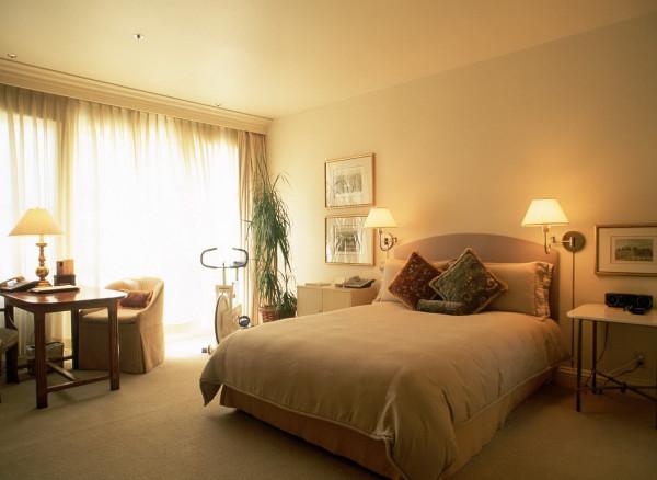 Спальня: чем спокойнее, тем лучше