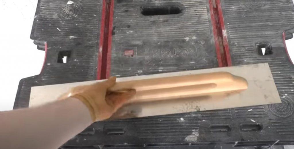 Тонкости работы со шпатлевкой. Секреты мастерства