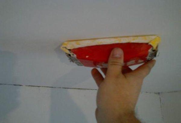 Шлифование поверхности