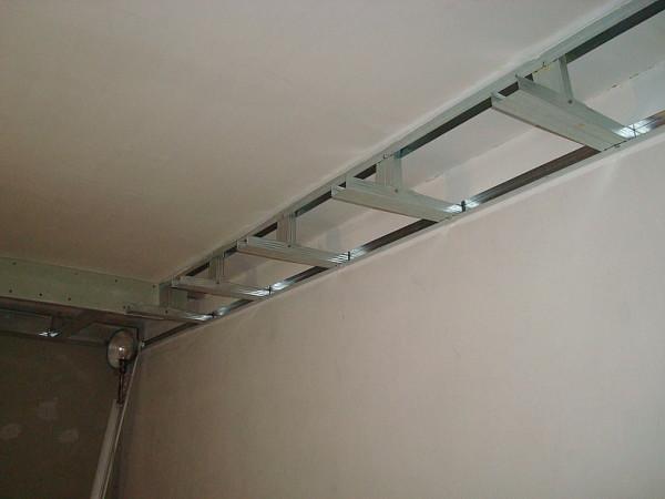 Монтаж потолка с подсветкой своими руками фото