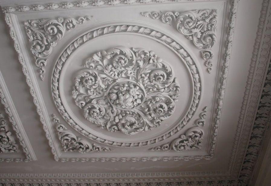 Сложно представить, что такой потолок может кому-то не понравиться.