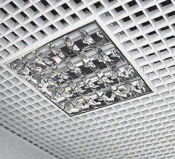 светильник для подвесного потолка армстронг