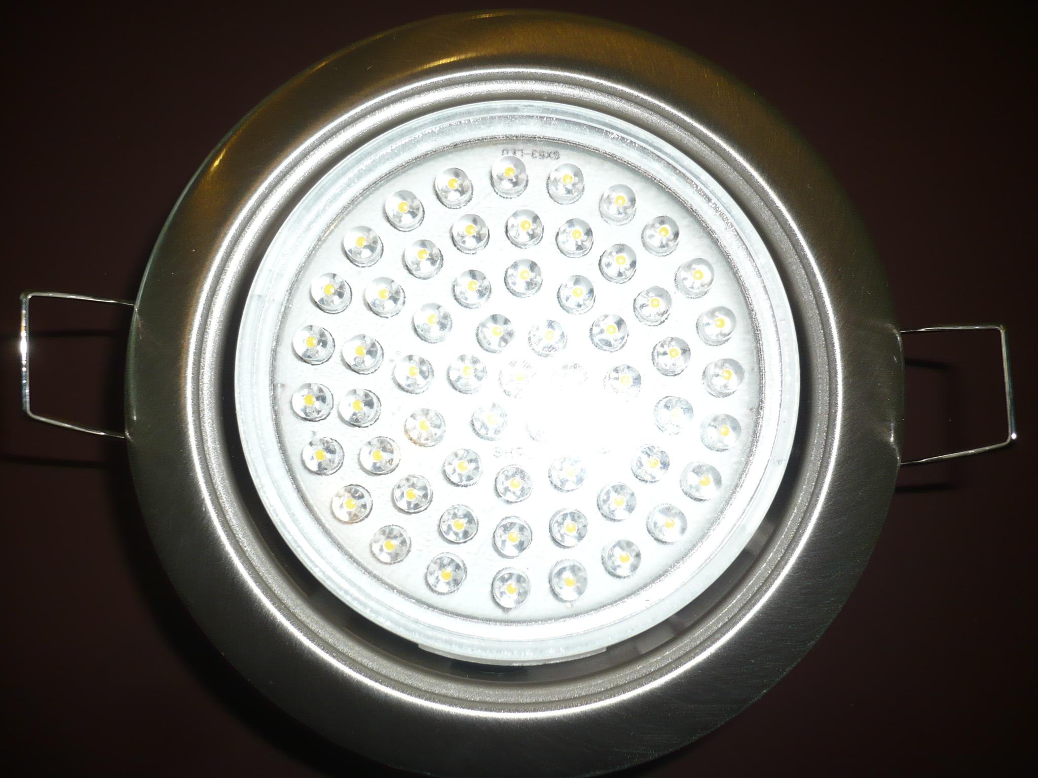 Светодиодные лампы своими руками фото
