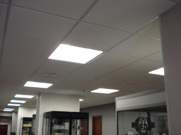 Люминесцентные светильники – отличная альтернатива дневному свету.