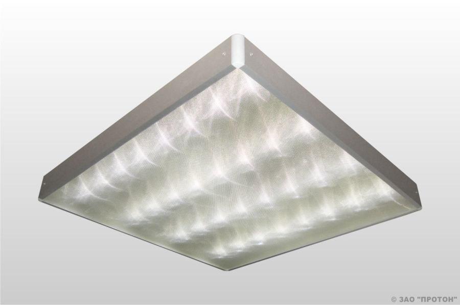 Такие светильники снизят энергопотребление на 70% при сроке службы 50 000 часов с непрерывным свечением.