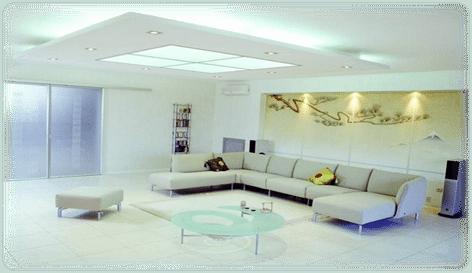 Потолочные светодиодные светильники и панели