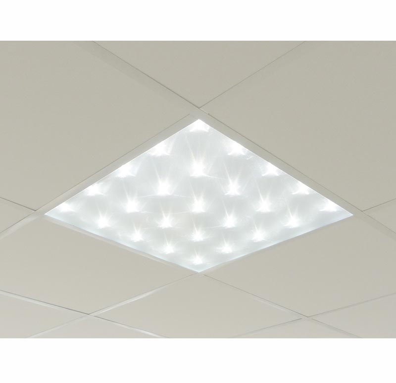 Стильные светильники led потолочные встраиваются в натяжные и подвесные потолки, не нагревая пространство и предметы.