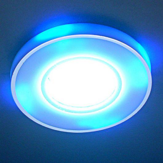 На фото пример светодиодного потолочного светильника