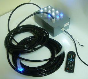 Светодиодный проектор с пультом управления