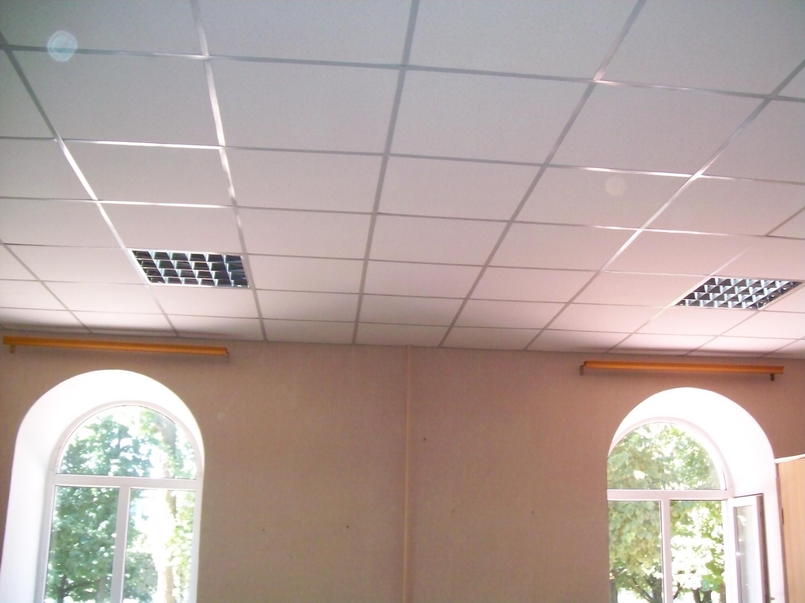Инструкция потолок армстронг