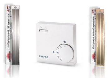 Терморегулятор для потолочного ИК обогревателя