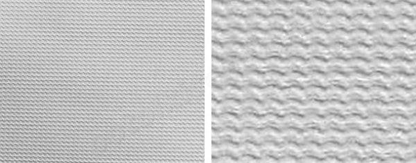 Тканевые полотна имеют сплошную воздухонепроницаемую структуру