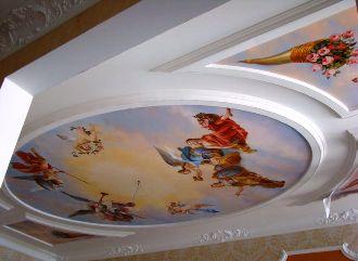 Бесшовные потолки Clipso