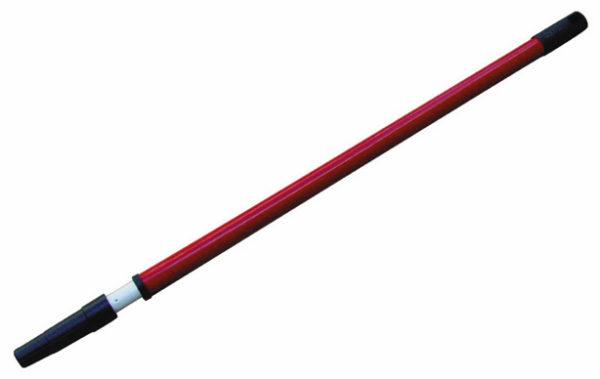Удлинитель позволяет красить потолок, стоя на полу