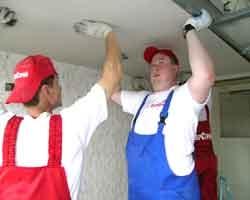 Выравнивание потолка гипсокартоном: инструкция по монтажу