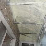 Утепление потолка лоджии пенополиуретаном
