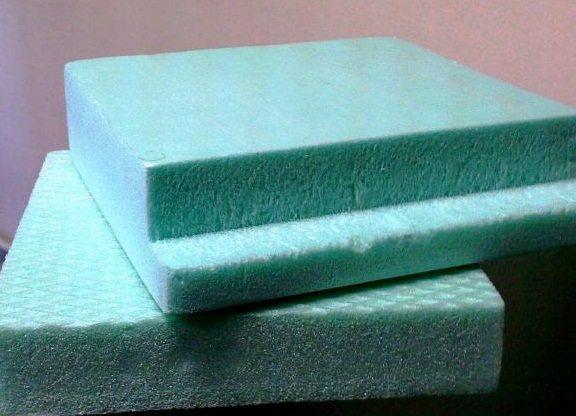 Теплоизоляционные плиты пенополистирола