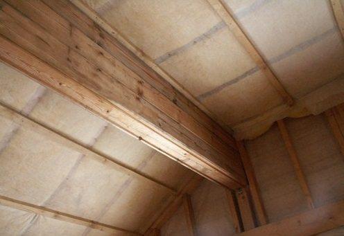 Теплый потолок – не проблема!