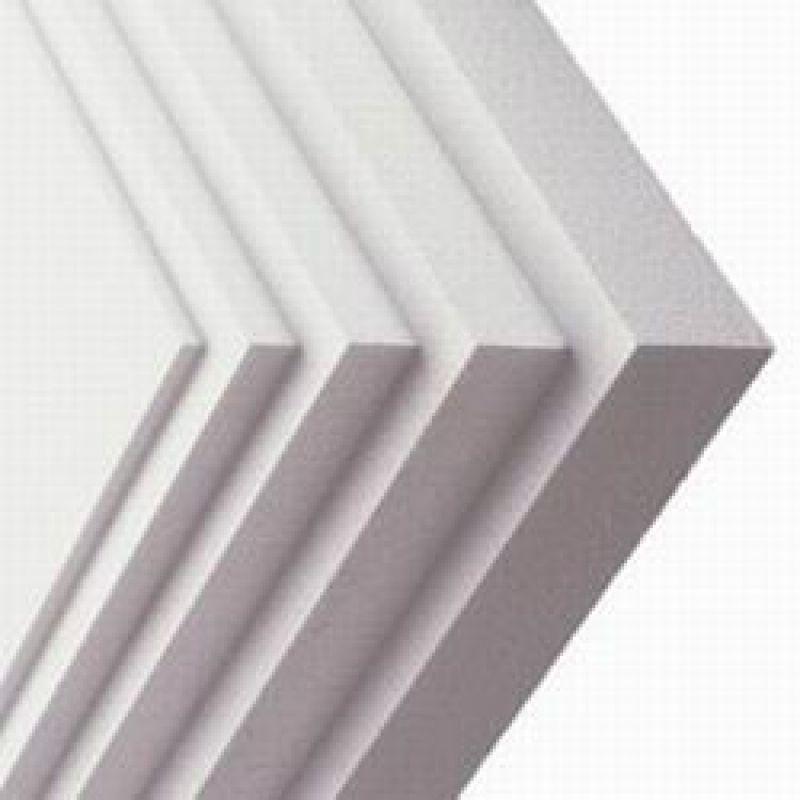 Листы пенопласта 20, 30, 40, 50 и 100 мм