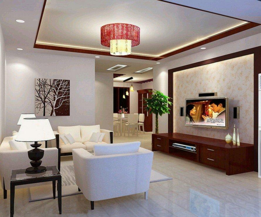 В низкопотолочной комнате главное – подобрать правильные светильники.