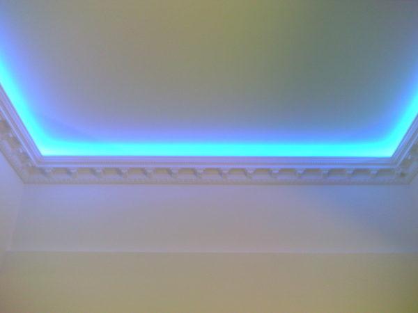 Вариант с установленной подсветкой