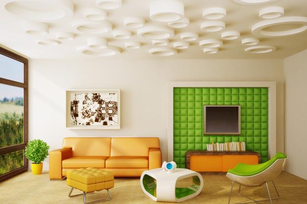 Ваша фантазия с потолками может привести в такие измерения, которые вам и не снилось!