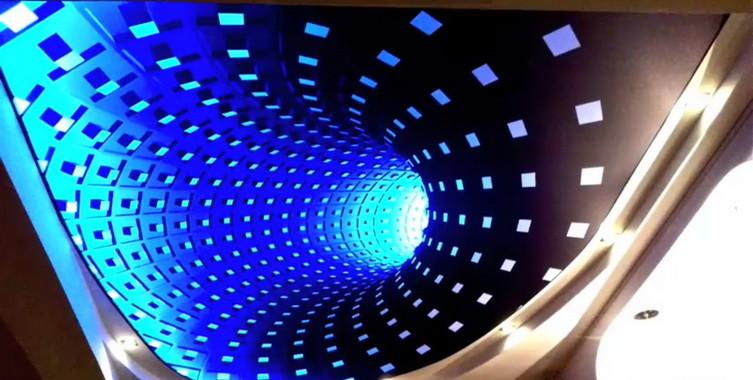 Воронка 3д – путь в другое измерение